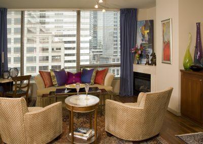 Bijoux Pied-a-Terre Living Room